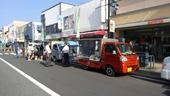 篠ノ井軽トラック市に Lanps出展